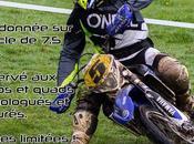 Week-end enduro motos quads Montepaille (41), 2017