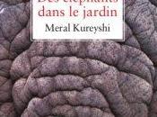 éléphants dans jardin, Meral Kureyshi