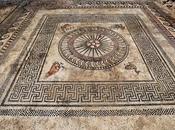 superbes mosaïques apportent lumière l'énigmatique cité romaine d'Ucetia