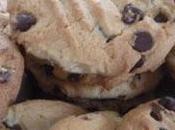 Biscuits brisures chocolat cerises