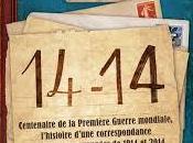 14-14 Silène Edgar Paul Beorn, Correspondance cent d'écart