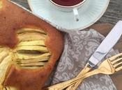 Gâteau fondant pommes