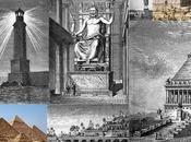 Merveilles Monde Antique Phare d'Alexandrie
