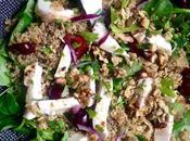 Délicieuse salade quinoa cerises