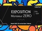 Expo Monsieur Zero Lezarts Café