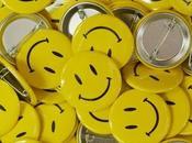 badges Acid colorés années