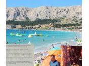 Juillet 2017 séjour l'ile Croatie