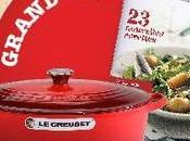 gagner cocottes Creuset magazines Ratte Touquet