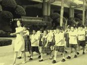 Ecole thaïlande, facon originale chauffer neurones matin (vidéo)