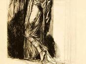 Balzac: Fille yeux d'or ornée quinze aquarelles Henri Gervex