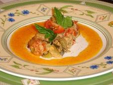 Terrine Ratatouille Salsa Tomates