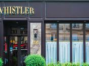 L'hôtel Whistler voyage train nord Paris