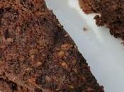 Gateau extra fondant chocolat courgettes