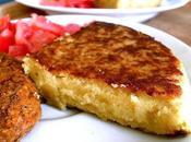 Galette Semoule Flocons pommes terre (Vegan)