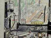 Dans train dans [inktober #03]
