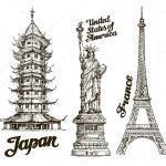 Voyager Japon États-Unis