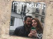 colle miroirs belle dans Paris