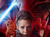 Star Wars VIII nouvelle bande annonce affiche officielle