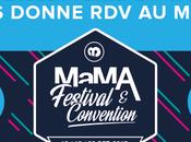 Weezevent vous donne MaMA 2017, festival pros musique