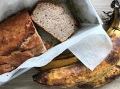 Aujourd'hui, j'ai testé cake banane-sarrasin (sans gluten végane)