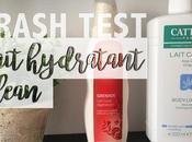 Nouveautés clean dans salle bain laits hydratants
