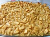 Clafoutis pommes caramel beurre salé