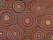 Focus peinture aborigène Dave Ross Pwerle présentée Elysées 2017