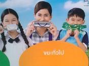 sourires Siam, autre langage pour Thaïlandais