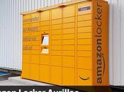 consignes Amazon Locker arrivent Aurillac