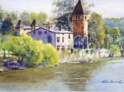 82ème salon aquarellistes lyonnais
