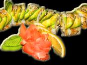 Recette salade forme dragon (riz, poisson, crevettes, caviar rouge oeufs lump, mayonnaise)