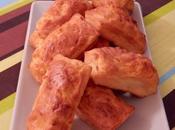 Petits cakes apéritifs oignons/fromage