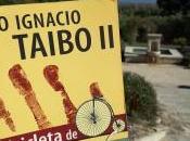bicyclette Léonard, Paco Ignacio Taibo