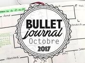 Bullet Journal Octobre 2017