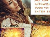 couleurs l'automne s'invitent dans votre intérieur