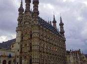 Leuven, tradition modernité Flandre