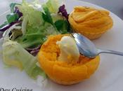 Moelleux carottes coeur mozzarella