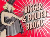 sourcils Benefit bigger bolder brows