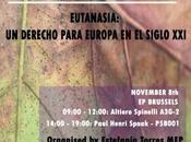 Mobilisation associations euthanasie Parlement Européen Bruxelles