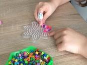 Petites créations perles repasser