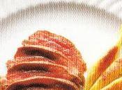 Éventail filet chevreuil girolles pommes terre soufflées