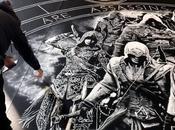 fresque géante pour d'Assassin's Creed