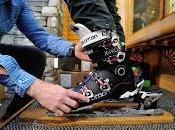 Vendeur chaussures biaisé