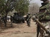 Trois soldats milicien tués dans embuscade Boko Haram Nigeria