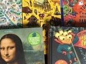 livres jeux (cherche trouve, énigmes, labyrinthes...)