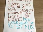 petite lettre Père Noël