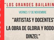 Hommage Rodolfo Dinzel CETBA demain soir l'affiche]