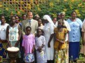 Remise vivres biens enfants Saaba