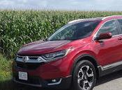 Essai routier Honda CR-V 2017 Tout nouveau, tout beau