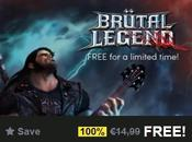 (Bon plan) Brütal Legend Gratuit dématérialisé Steam